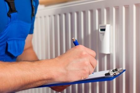 Check up energetico - verifica consumo caloriferi